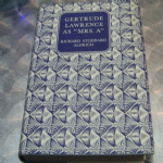 Companion book club gertrude lawrence as Mrs A by Richard Stoddard Aldrich 1956 @SOLD@